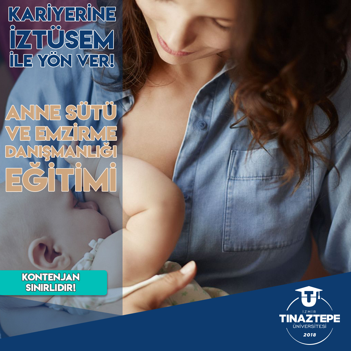Anne Sütü ve Emzirme Danışmanlığı Eğitimi Programı