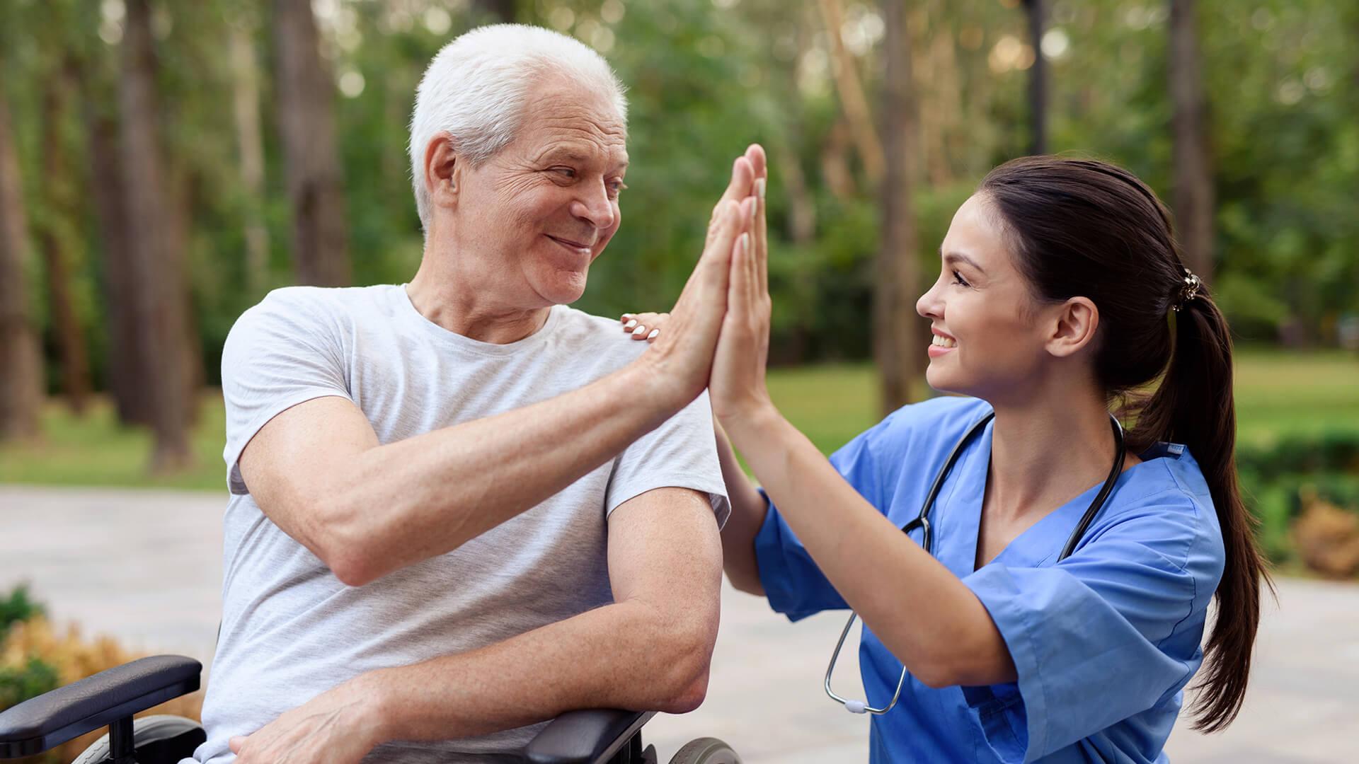 Hasta ve Yaşlı Bakım Eğitimi