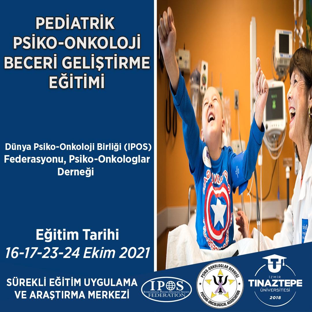 Pediatrik Psiko-Onkoloji Eğitimi Programı
