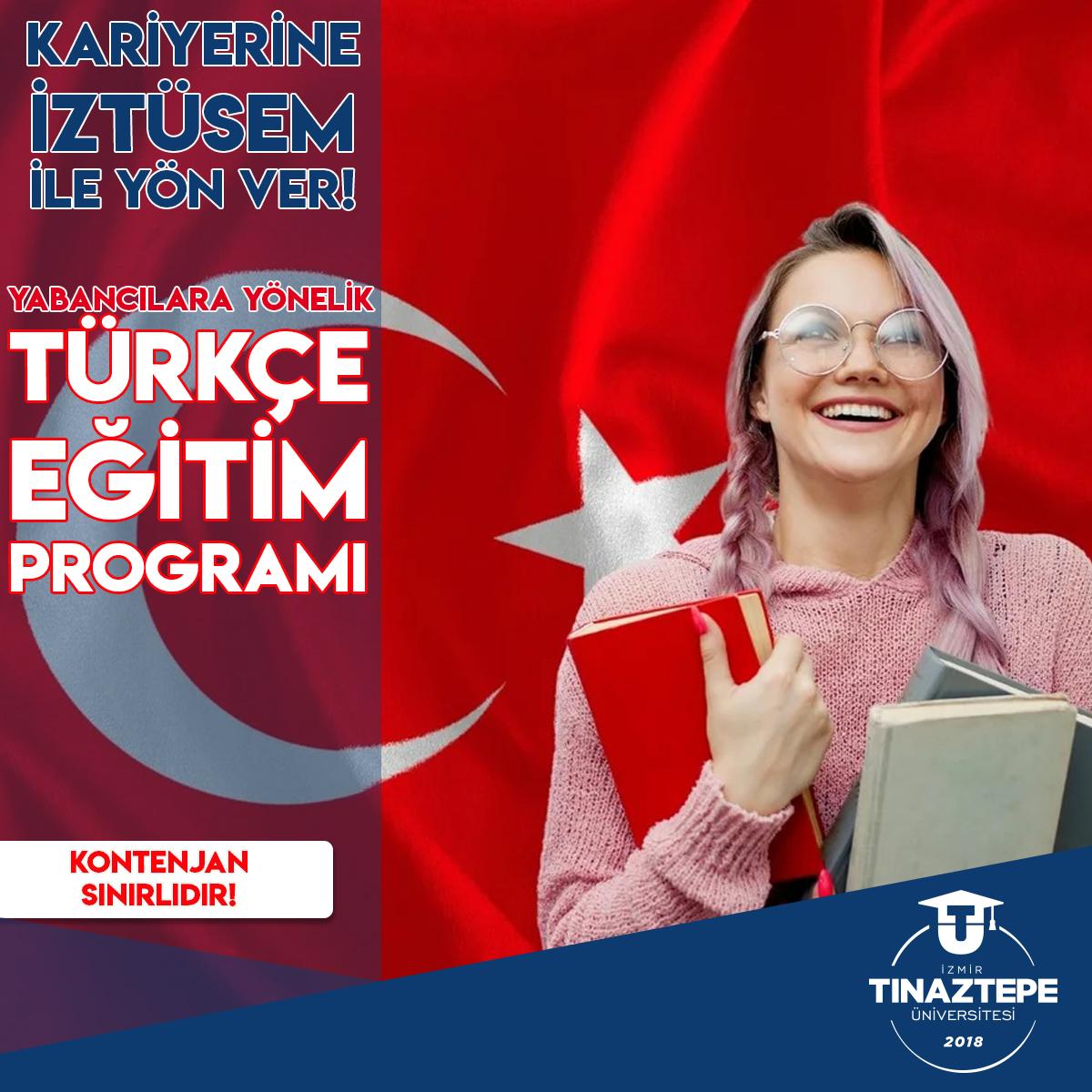 Yabancılara Yönelik Türkçe Eğitim Programı