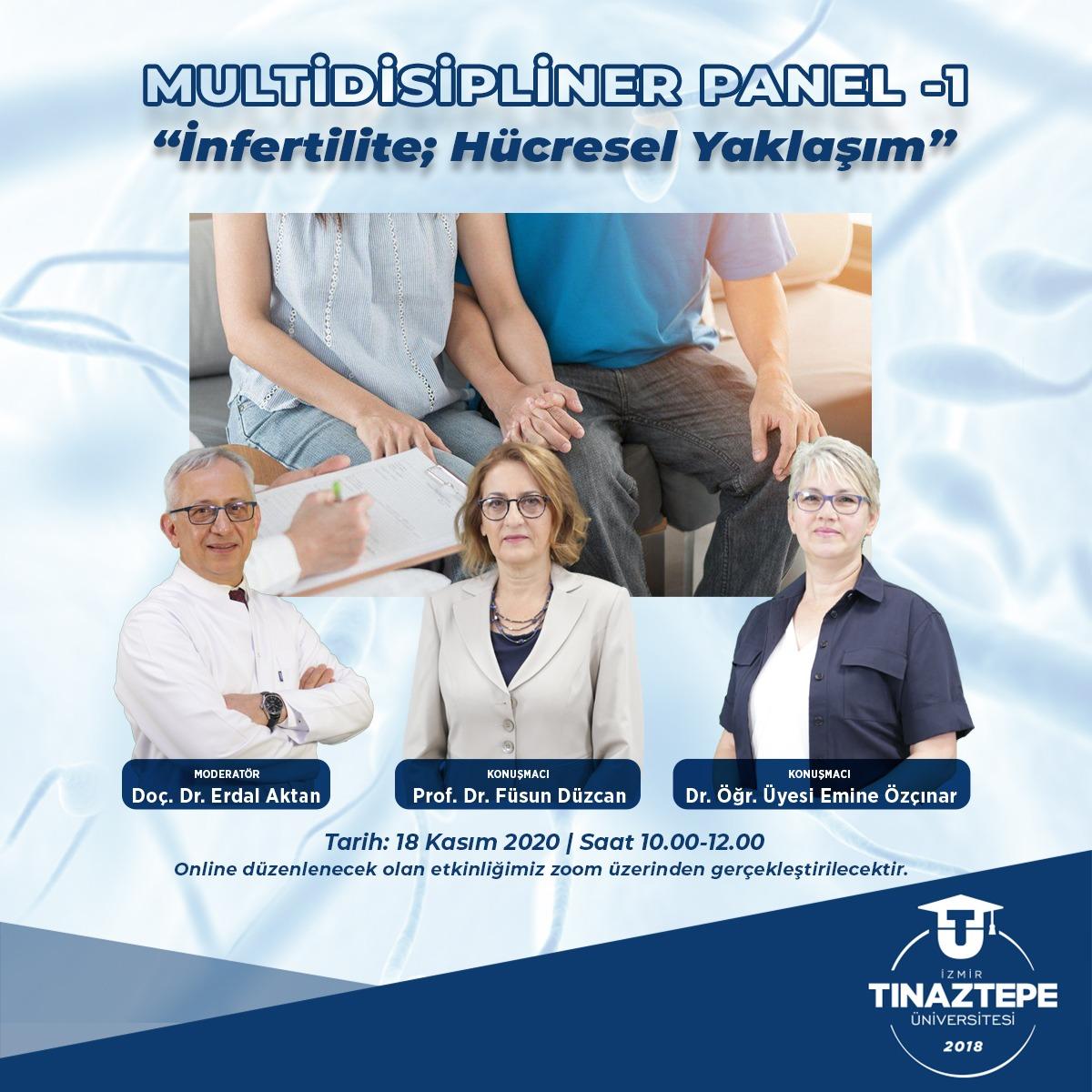 >Multidisipliner Panel-I:
